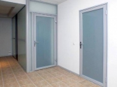 межкомнатные двери из алюминия
