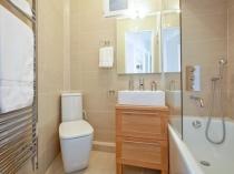 Грамотное расположение мебели и сантехники в санузле