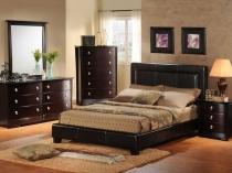 Использование комодов для меблировки спальни в стиле модерн