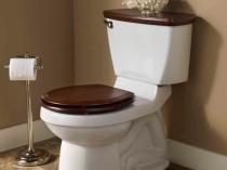 Красивая подставка для туалетной бумаги