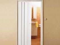 Дверь-гармошка для санузла