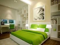 Правильная установка кровати относительно окна по фэн шуй