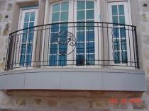 Французский кованный балкон