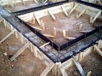 как сделать фундамент под гараж