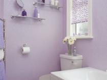 Гипсовая штукатурка в отделке ванной