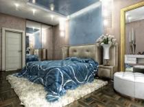 Необычные светильники для идеи обустройства спальни