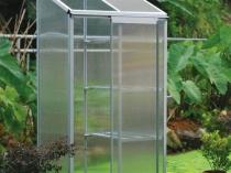 Вертикальная мини-теплица из поликарбоната