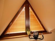 треугольные мансардные окна
