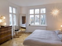 Необычные дизайнерские светильники для освещения спальни