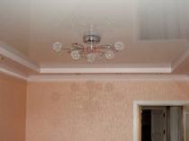 Плинтус для навесного потолка