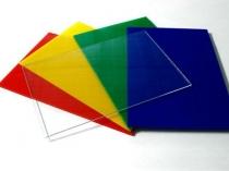 Листы монолитного поликарбоната для навесов