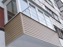 Капитальный ремонт балкона и плиты
