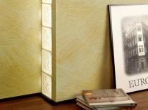 Текстурная штукатурка в декорировании стен комнаты