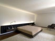 Оформление спальни в стиле минимализм