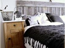 Скандинавские мотивы в декоре спальни