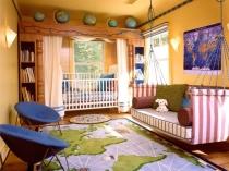 Оформление спальни для мальчиков разных возрастов