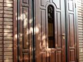 стальная входная дверь в дом