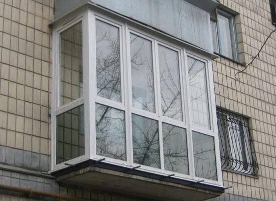 Фото пример француского балкона