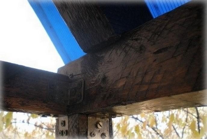 Инструкция как установить крышу балкона