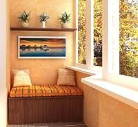 Погребок для балкона своими руками