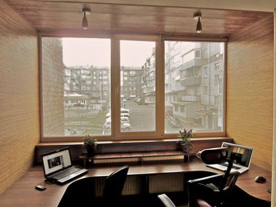 Мебель для балкона офиса