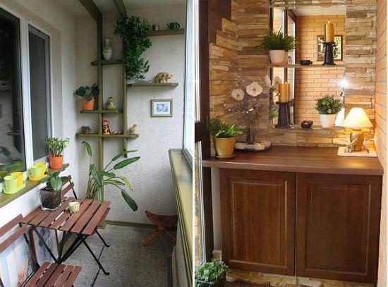 Балконнная мебель для отдыха