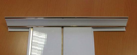 Направляющая для обшивки панелями балкона