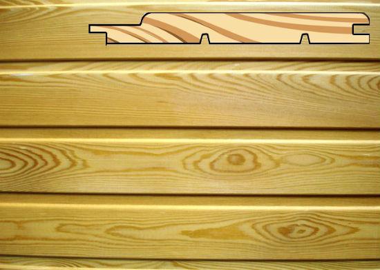 Вагонка для обшивки балкона