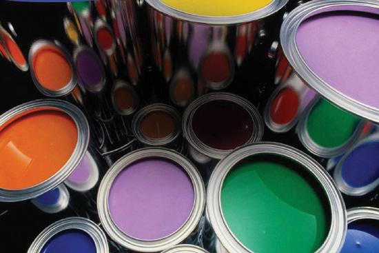 Краска для декорирования плинтусов