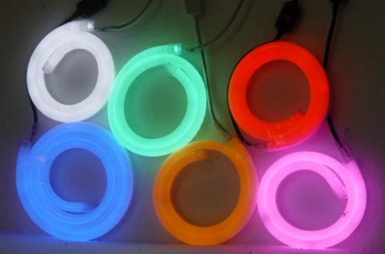Неоновые трубки для подсветки плинтуса