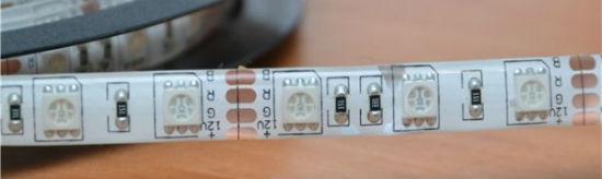 Метки для резки светодиодов при устройстве подсветки плинтуса