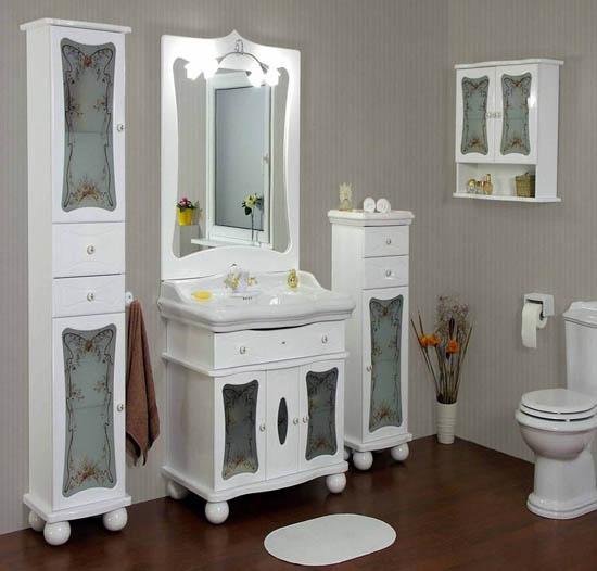 Мебельный гарнитур для санузла