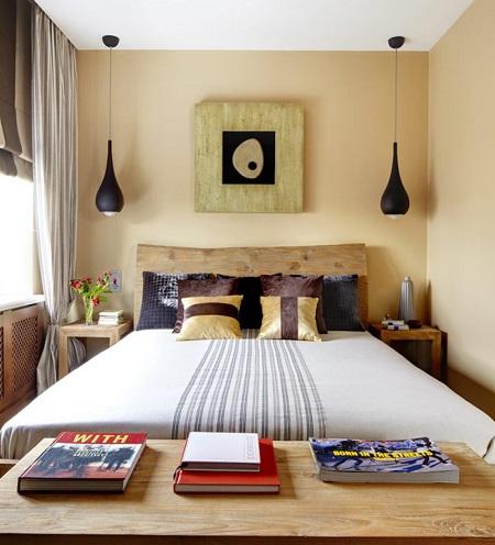 Меблировка малогабаритной спальни в брежневке