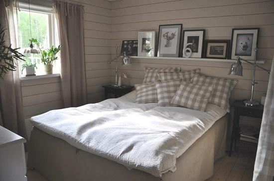 Дизайн спальни 10 кв метров в шведском стиле