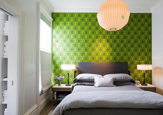 Оформление спальни 10 метров в скандинавском стиле