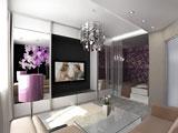 Дизайн совмещенной с гостиной спальни