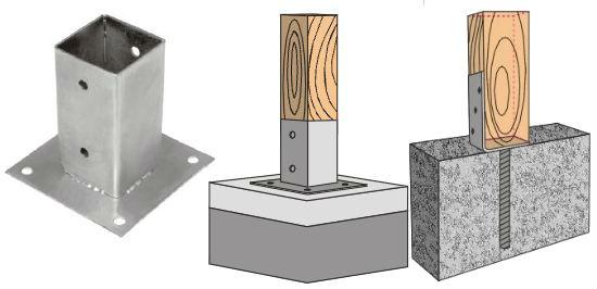 Способы монтажа каркаса теплицы на фундамент из бруса