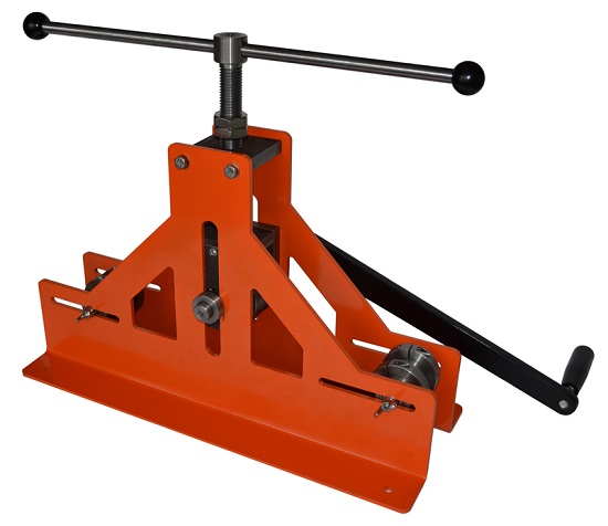 Ручной трубогиб для изготовления металлических дуг каркаса теплицы